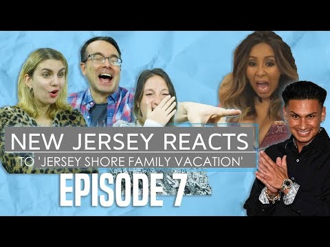 JWoww Calls Out Ronnie | Jersey Shore Family Vacation Ep 7 Reactions