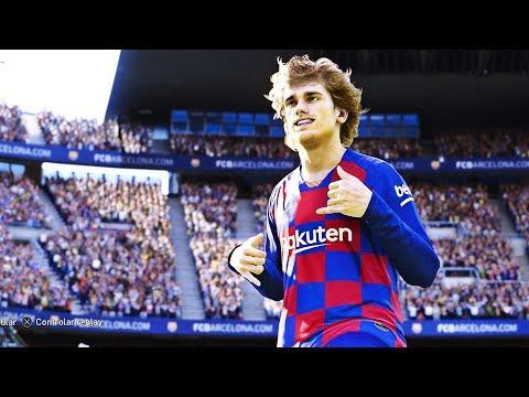 PES 2020 - Barcelona vs Real Madrid | Gameplay HD PS4 PRO