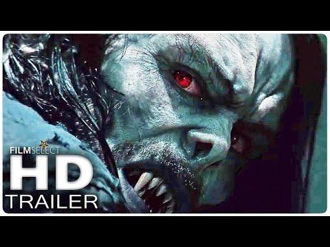 MORBIUS Official Trailer (2020)