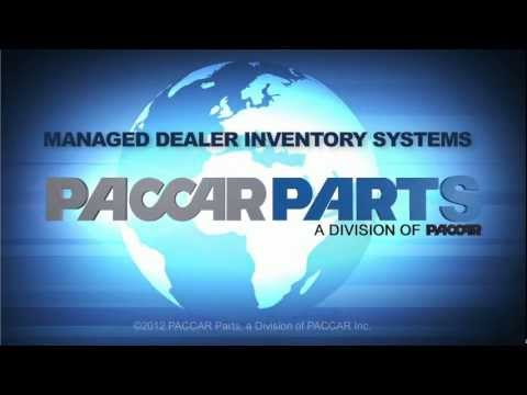 PACCAR Parts Managed Dealer Inventory System