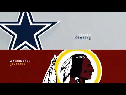 Cowboys vs redskins recap