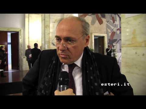 X Conferenza degli Ambasciatori – Intervista Ambasciatore a Addis Abeba, Renzo Rosso