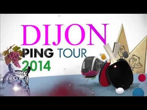 Ping tour DIJON 2014