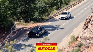 Promoted | Day 3: 2019 Continental Black Chili Driving Experience | Autocar by Autocar