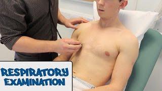 Respiratory Examination - OSCE guide