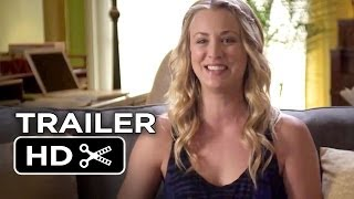 Authors Anonymous Official Trailer 1  2014    Kaley Cuoco  Chris Klein Movie Hd