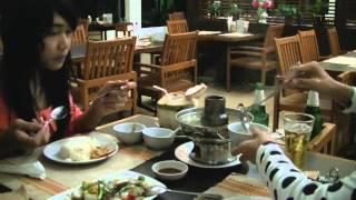 Mae Chan (Chiang Rai) Thailand  city photos : Dinner at C&C Restaurant Mae Chan Chiangrai Thailand