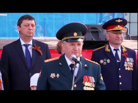 Парад Победы в Ижевске, 9 мая 2016 г.