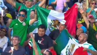 Watch group stage highlights of the match between Mexico and Nigeria from the FIFA Beach Soccer World Cup in the Bahamas.