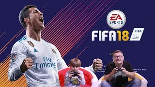 Video New Fifa 18 1st Family Game: PSG vs Bayern FUN MP3, 3GP, MP4, WEBM, AVI, FLV Desember 2017