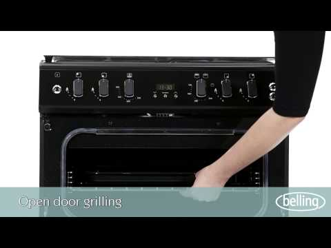 Belling FSG60DOF Gas Double Oven