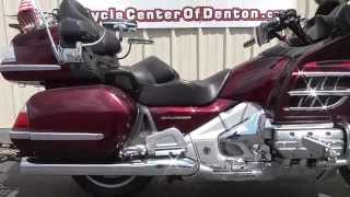 1. 2008 Honda Gold Wing Premium Audio