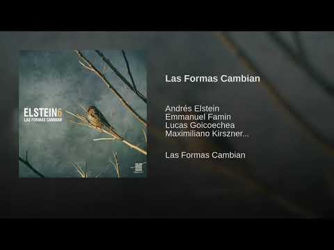 Las Formas Cambian online metal music video by ANDRÉS ELSTEIN