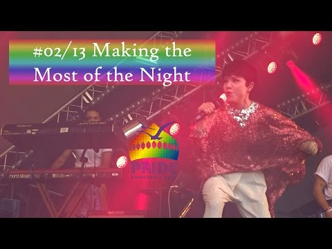 Carly Rae Jepsen - Making the Most of the Night at Brighton Pride on 06/08/2016