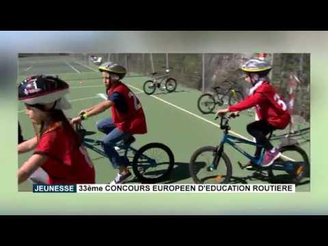 Jeunesse : 33ème Concours Européen d'Éducation Routière