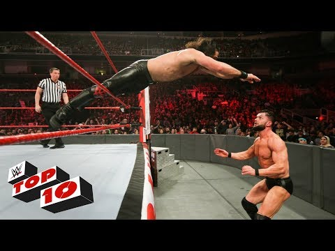 Top 10 Raw moments: WWE Top 10, February 12, 2018