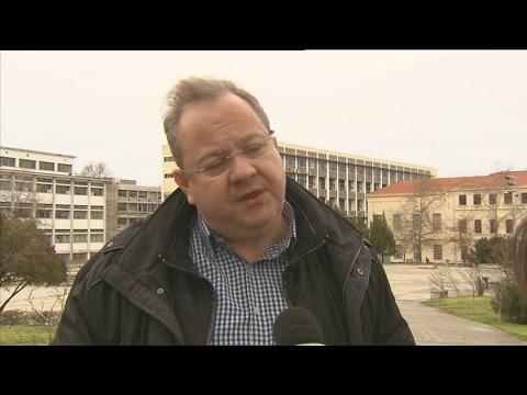 Δήλωση του Κ. Παπαζάχου για τη σεισμική δραστηριότητα στη Λέσβο