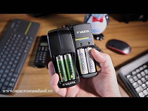De ce acumulatorii AA si AAA sunt mult mai rentabili decat bateriile