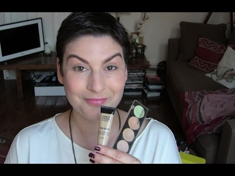 beaute Make up teint avec imperfections maquillage