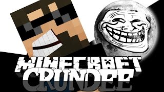 Minecraft: CRUNDEE CRAFT | MOON = LIFE TROLL!! [35]