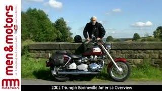 5. 2002 Triumph Bonneville America Overview