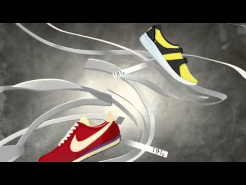 The Story Behind Nike Flyknit Technology | Video