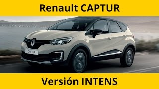 Video Renault CAPTUR Intens 2018 MP3, 3GP, MP4, WEBM, AVI, FLV Oktober 2017