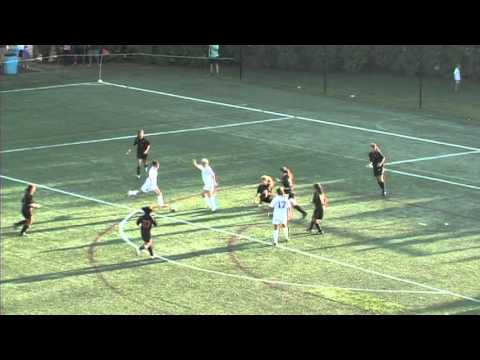 Video Highlights Sept. 27, 2010: Women's Soccer vs Princeton