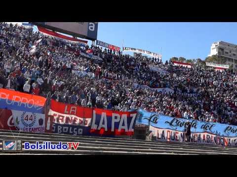 Nacional vs Bella Vista - La banda mas quilombera - La Banda del Parque - Nacional