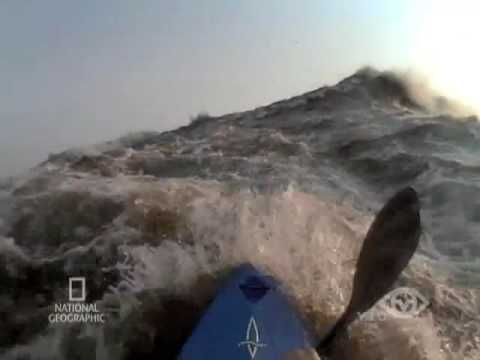 Point-of-view kayaking in the Congo - National Geographic