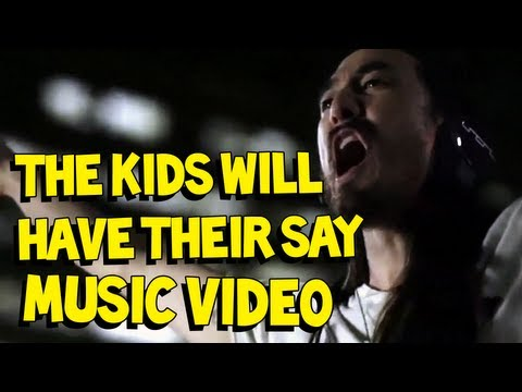The Kids Will Have Their Say (Feat. Sick Boy, The Exploited & Die Kreuzen)