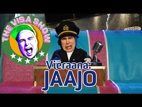 The Visa Show: VIERAANA JAAJO LINNONMAA tekijä: Galaxi Yle