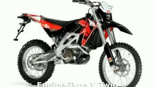 3. 2011 Aprilia RXV 450 Features & Info