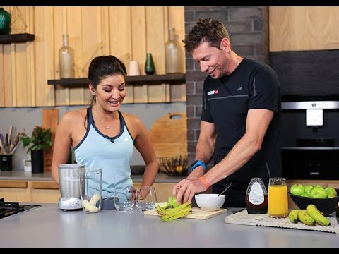 Fitness tips & a NutriBlast with triathlete Steve Attwell | Afternoon Express | 3 June 2016