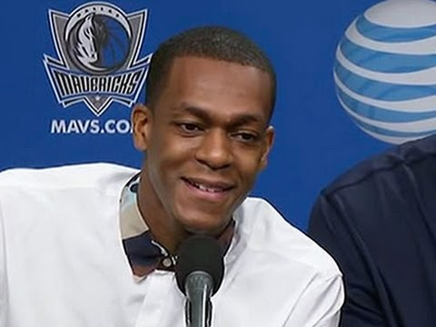 Excited - The Boston Celtics traded point guard Rajon Rondo to Dallas on Thursday, cutting ties with the last remnant of their last NBA championship while giving Dirk Nowitzki and the Mavericks a chance...