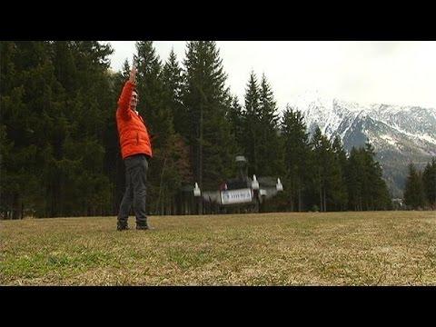 Drones για την καλύτερη αναζήτηση αγνοούμενων στην Ευρώπη – futuris