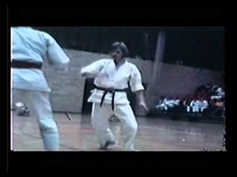 DM Shotokan Vejle 27-28 Marts 1976