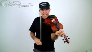 Fiddlerman's Q & A Staccato
