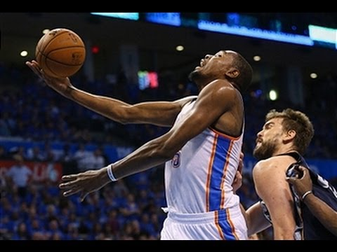 Kevin Durant Drops 33 to Take Game 1 from the Grizzlies