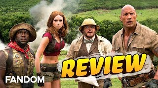 Jumanji: The Next Level | Review! by Clevver Movies