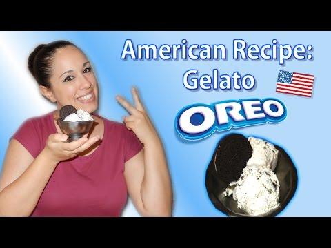 ricetta americana: gelato oreo con solo 3 ingredienti e senza gelatiera!