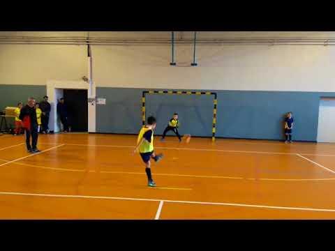 Tirs au but - Entraînement Futsal U11 (12/11/2017)