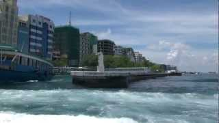Male City and Airport Maldives  city photo : Maldives Speedboat - City to Airport