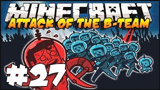 Minecraft - Attack of The B-Team - Ep.27 : Fishing Hut&BdoubleO Real Estate!