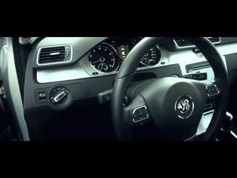Volkswagen Passat Видеотест Volkswagen Passat