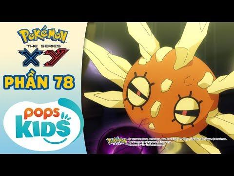 Tổng Hợp Hành Trình Thu Phục Pokémon Của Satoshi - Hoạt Hình Pokémon Tiếng Việt S18 XY - Phần 78 - Thời lượng: 1:24:09.