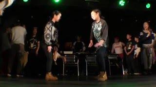 CALL OUT BATTLE – DLOP vol.2 POPPIN' DANCE BATTLE