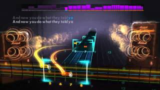 Rage Against The Machine - Killing in the Name  Rocksmith 2014 DLC