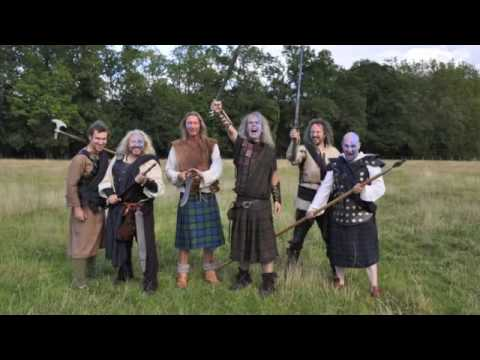GRAVE DIGGER - Hammer of the Scots online metal music video by GRAVE DIGGER