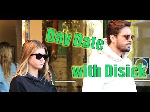 Scott Disick And Sofia Richie Hit The Movies In Calabasas